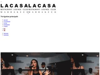 Détails : La Casa Restaurant Club