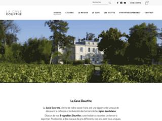 La cave Dourthe, vente de vins en ligne