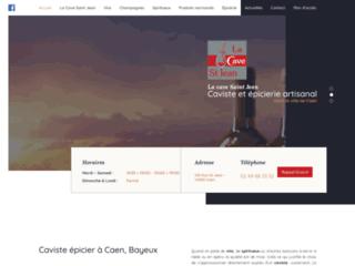 La Cave Saint Jean : cave à vin et épicerie fine à Caen