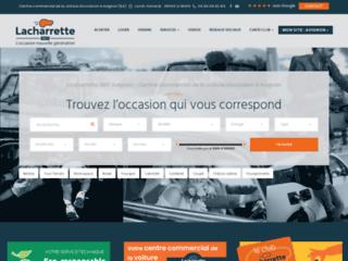 Détails : Lacharette : trouver une voiture d'occasion à Avignon