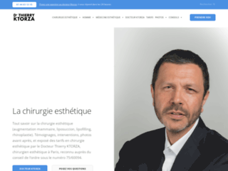 Détails : Le Dr T. Ktorza certifie un service de qualité