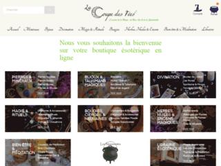 Boutique esotérique en ligne
