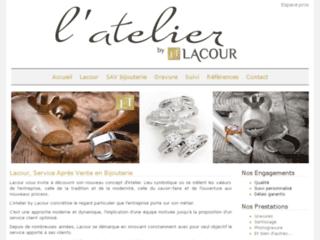Détails : Atelier bijouterie Lacour