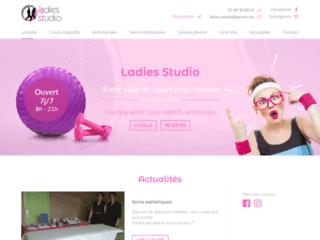 Ladies Studio, centre de remise en forme pour femme