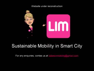 Détails : LIM - Mobilité douce dans les villes intelligentes
