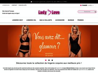 Collections de lingerie pas chère