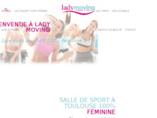 Détails : Salle de sport à Toulouse - Lady Moving