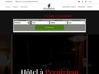 Détails : Hotel restaurant à Perpignan - La Fauceille