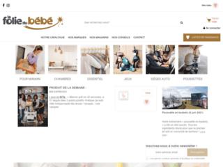 Détails : Boutique de puériculture et accessoires pour bébé