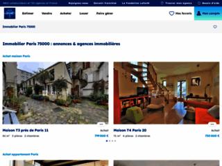 Détails : Achat Immobilier Laforet Paris - www.laforet-paris.com
