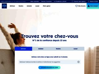 Détails : Laforêt, agence immobilière en France