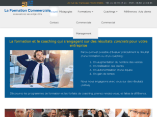 La formation commerciale.fr
