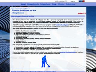 La Fouinet, une entreprise de nettoyage dans la ville de Nice