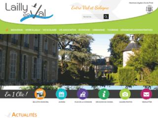 Ecole, Tourisme, Economie Lailly-en-Val 45 – Mairie 45