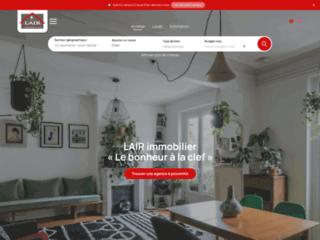 Détails : Agence immobilière pré en pail