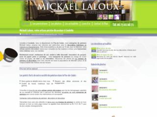 Détails : Mickaël Laloux, entreprise de peinture et décoration, Boulogne-sur-Mer