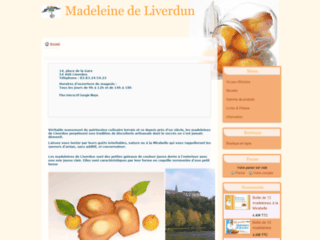 Les véritables madeleines de Liverdun