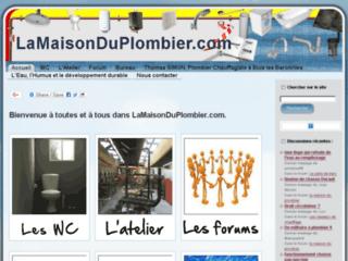 Détails : la maison du plombier