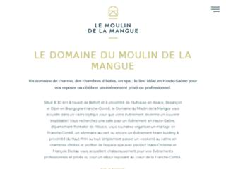 Détails : Le Moulin de la Mangue en Bourgogne-Franche-Comté