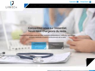 Solution Facturation Médical - Lambert Médico Factures Inc.