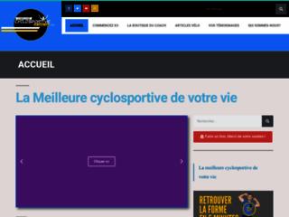 Détails : Le meilleur blog destiné au cyclosport