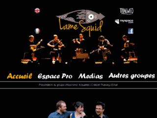 Détails : Musique Irlandaise Lame Squid