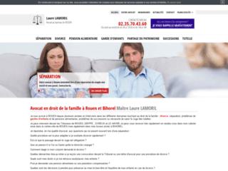 Avocat en droit de la famille à Rouen et Bihorel