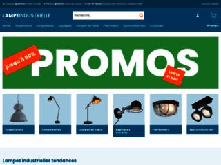 Détails : Lampe industrielle, vente de luminaires industriels