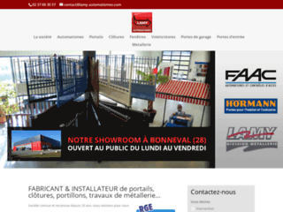 Détails : Société de conception et de montage des portails automatiques