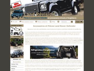 Détails : Land Revision