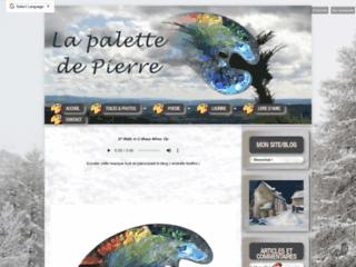 La palette de Pierre