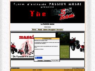 Lapassionmasai.forumsactifs.com