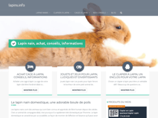 Détails : Lapins : informations, conseils et guide d'achat
