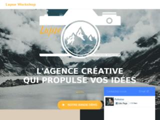 Lapse Workshop, Agence Créative qui propulse vos idées