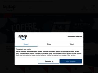 Laptop service : pc portable pas cher