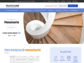 entreprise de menuiserie à Lyon