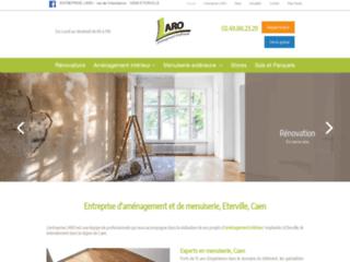Entreprise d'aménagement et de menuiserie, Eterville, Caen