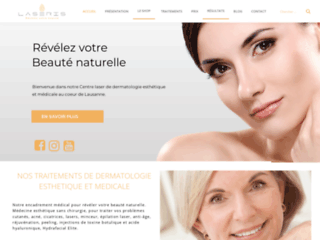 Centre Laseris : Votre centre laser de dermatologie esthétique et médicale à Lausanne