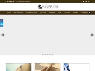 Détails : Longchamp : votre centre médical laser situé à Nice