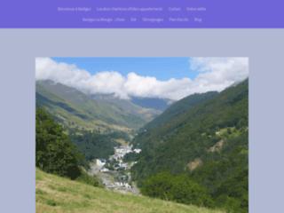 Détails : Location Barèges au coeur des Hautes Pyrénées pour été ou hiver
