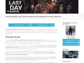 Détails : Téléchargement gratuit de Last Day On Earth