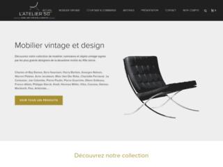 L'atelier 50 - Achat et Vente de mobilier et objets d'arts