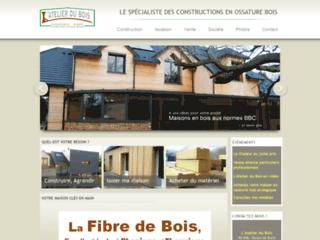 Détails : Construction ossature bois 27