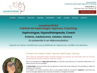 Détails : Laurence Ruas, sophrologie, hypnose & coaching (Sud Drôme)