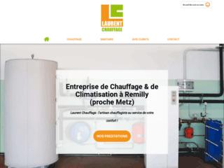 Laurent Chauffage à Remilly spécialiste de la climatisation