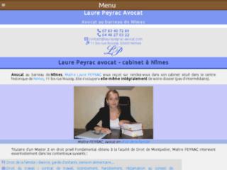 Laure Peyrac avocat