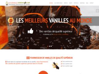 Fournisseur de gousse de vanille de qualité