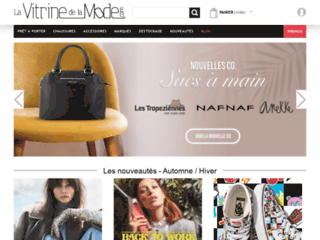 Détails : La vitrine de la mode, vêtement prêt-à-porter femme