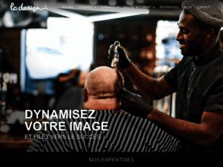 Détails : LC Design agence community manager Bretagne