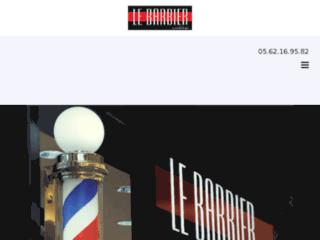 Détails : Le BARBIER TOULOUSE - Salon coiffure homme et barbier